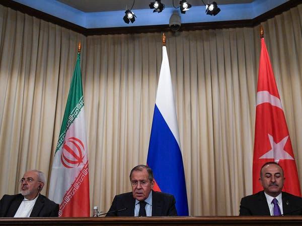 ظريف في إسطنبول.. وتأجيل اجتماع تركي روسي حول ليبيا