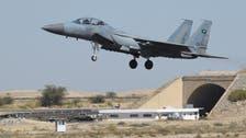 Saudi fighter jets strike pro-Iran militias in eastern Syria: Independent Arabia
