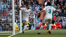ريال مدريد ينتزع فوزاً صعباً من ضيفه ليغانيس