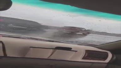 بالفيديو.. مفحط يتسبب بحادث مميت في السعودية