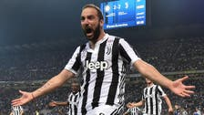 Juve score twice in last five minutes to sink 10-man Inter Milan