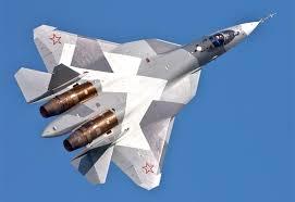 مقاتلة روسية- هندية Sukhoi PAK FA
