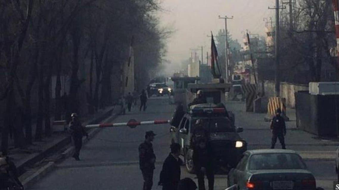 فوری: دو حمله نیرومند انتحاری در شهر کابل