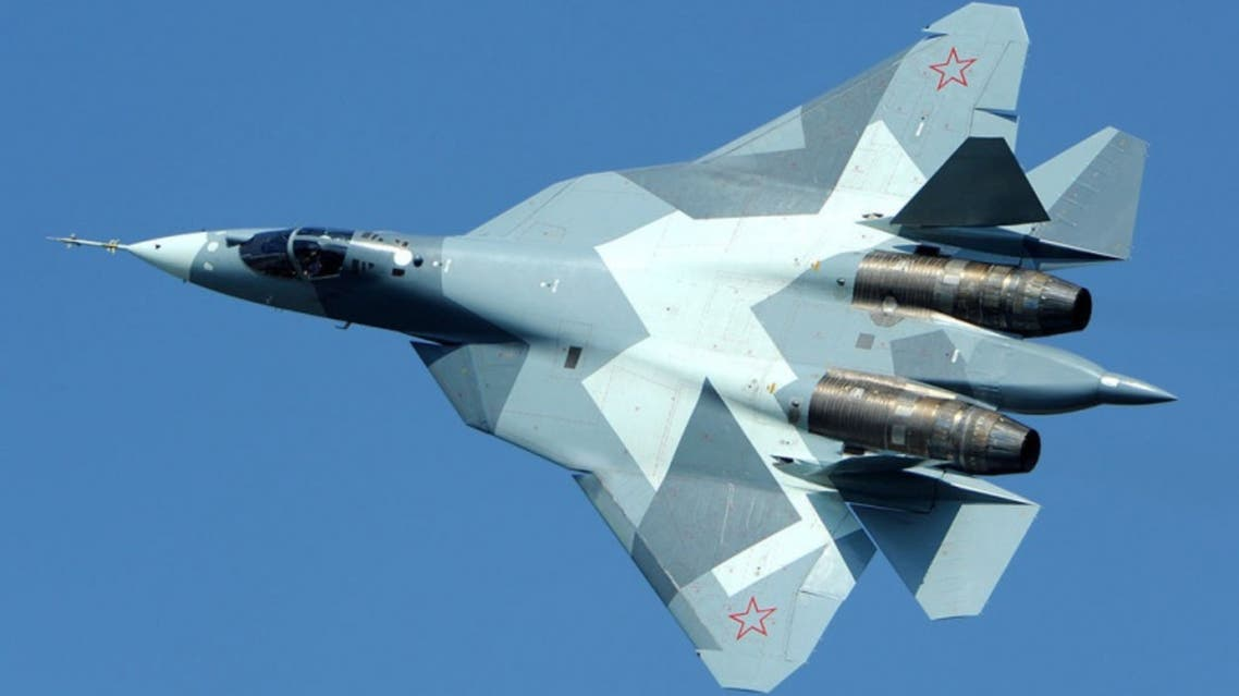 مقاتلة روسية سوخوي