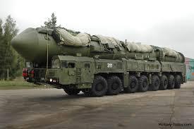 صواريخ RS-24 Yars الباليستية العابرة للقارات
