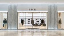كريستيان ديور ومتجر جديد في دبي