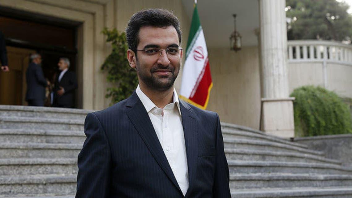 وزير الاتصالات الايراني محمد آذري جهرمي