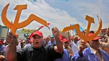 Iraq communists march on May Day, confident ahead of polls