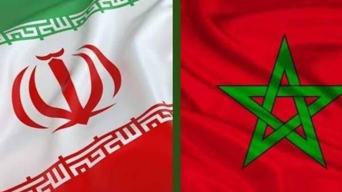 المغرب ايران