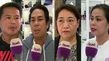 Filipino expats vow to stay in Kuwait despite workers ban