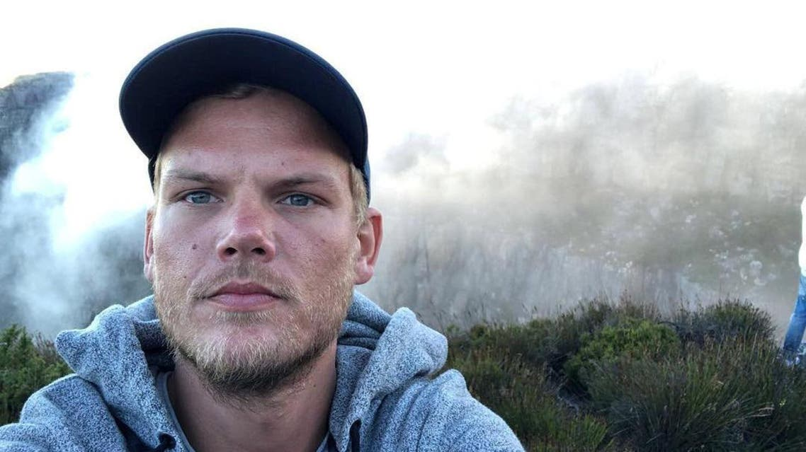 Swedish musician, DJ, remixer and record producer Avicii takes a selfie on Table Mountain. (Reuters)