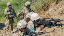 Saudi armed forces participate in joint military drills in Turkey