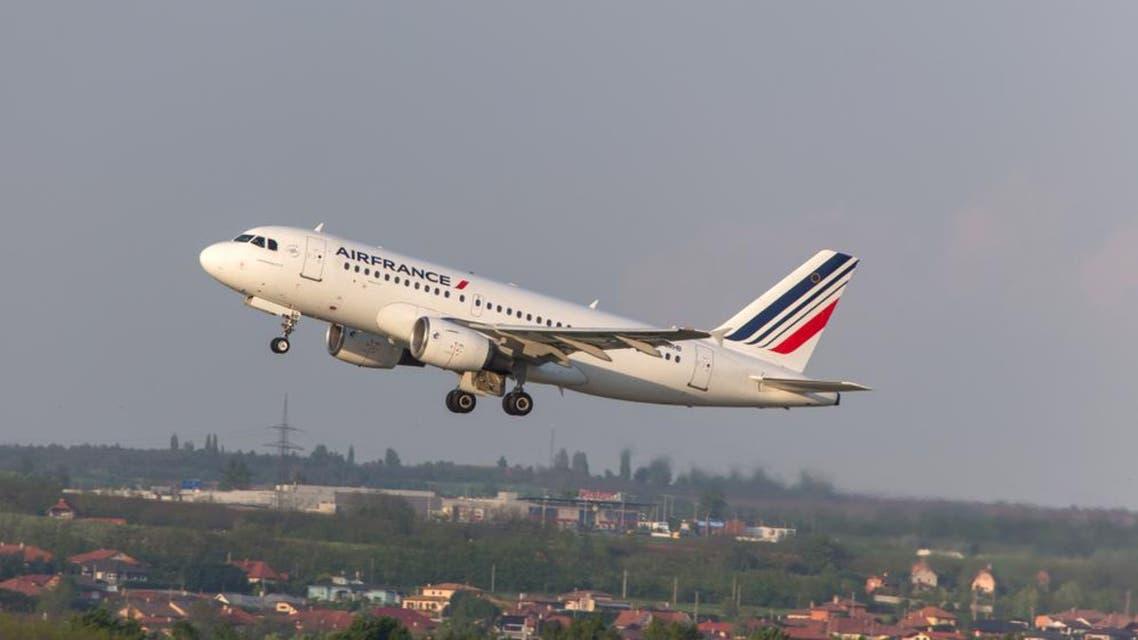 air france (Shutterstock)