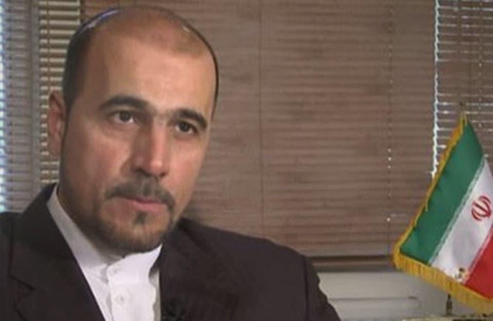 أمير موسوي - الملحق الثقافي في سفارة إيران لدى الجزائر