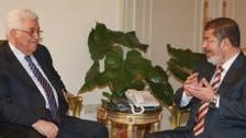عباس: رفضنا عرضاً من مرسي بتوطين فلسطينيين في سيناء