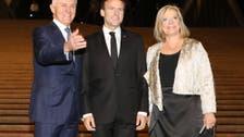 """زلة لسان من ماكرون.. زوجة رئيس وزراء أستراليا """"لذيذة"""""""