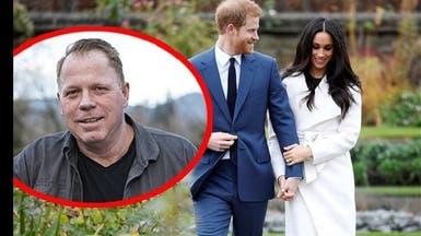 الأخ غير الشقيق لخطيبة الأمير هاري ينصحه بإلغاء الزواج