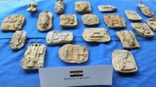 US returns 3,800 smuggled artifacts to Iraq