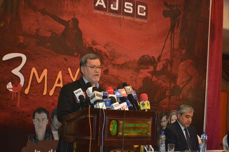 سرور دانش معاون دوم رییس جمهوری افغانستان