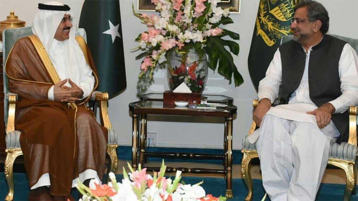 Pakistan and saudia arabia