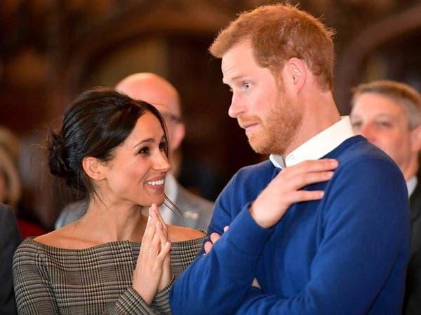 زفاف هاري وماركل.. هكذا تدخل العروس للكنيسة