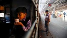 India splutters in anger after toilet water used for train tea