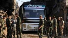 المعارضة بريفي حمص وحماة تسلم السلاح.. تمهيدا للخروج