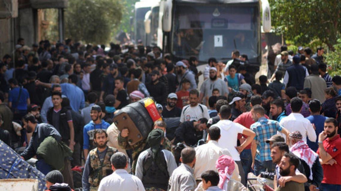 يلدا جنوب دمشق
