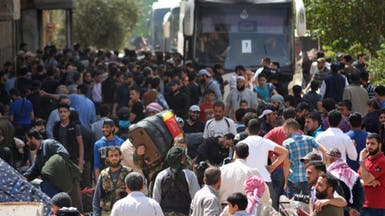 فصائل جنوب دمشق تخرج وفصائل شمال حمص تتجهز