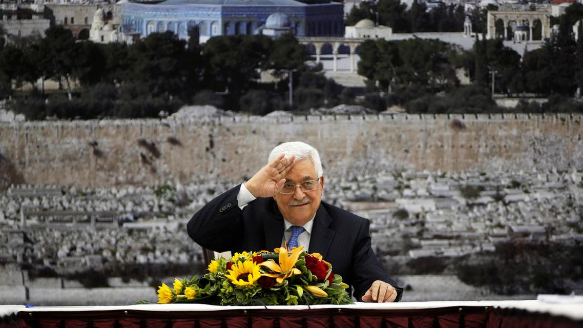 Abbas, 82, is thought to have achieved most of his goals at the meeting. (Reuters)