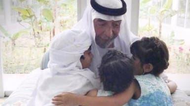 """شاهد.. لمن كتب ولي عهد دبي: """"وطن يحتضن شعبا"""""""