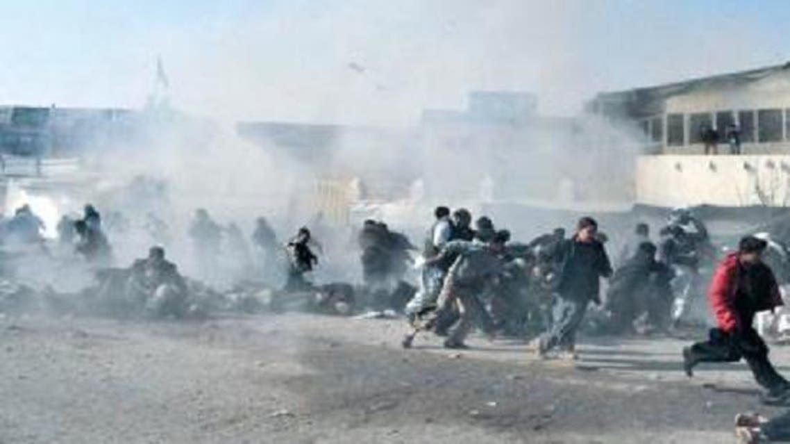 انفجار در شرق افغانستان یک کشته و هشت زخمی برجای گذاشت