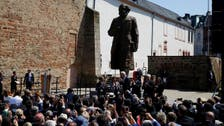 Marx's German birthplace brushes off criticism as it unveils statue of him