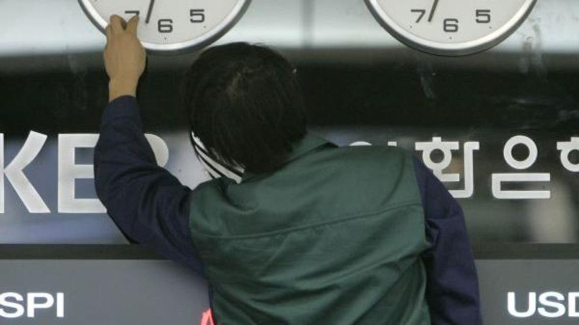 North korea and South Korea time