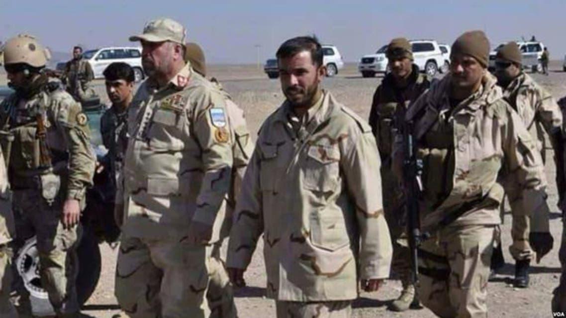 حمله مهاجمان انتحاری بر خانه جنرال عبدالرازق فرمانده پولیس قندهار
