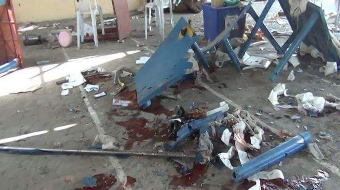 حمله انتحاری در مسجدی در خوست افغانستان 12 کشته برجای گذاشت