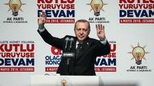 أردوغان يتوعد بعمليات عسكرية عبر حدود تركيا