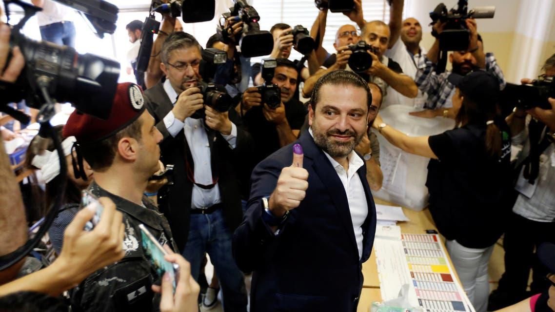سعد الحريري ينتخب