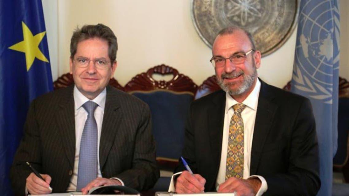 اتحادیه اروپا بیش از 15 میلیون یورو برای انتخابات افغانستان کمک کرد
