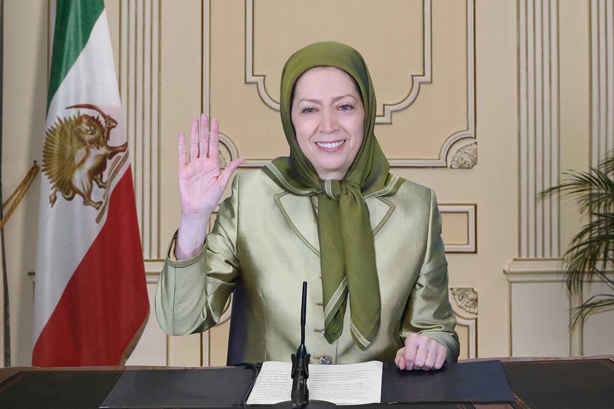 مریم رجوی عضو برجسته در رهبری مجاهدین خلق ایران