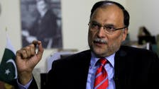 Pakistan's interior minister Ahsan Iqbal wounded in a gun attack