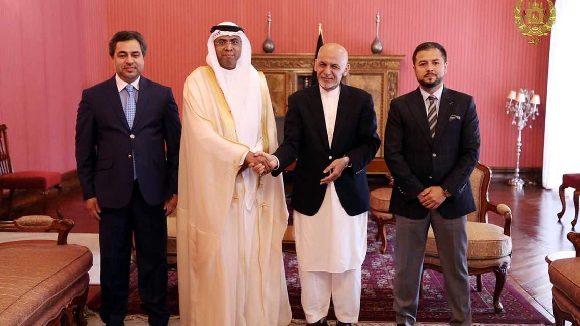 رییسجمهوری افغانستان اعتمادنامه سفیر جدید سعودی در کابل را پذیرفت