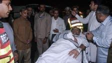 پاکستان کے وزیر داخلہ احسن اقبال آبائی ضلع نارووال میں قاتلانہ حملے میں زخمی