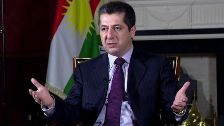 رئيس حكومة كردستان: طالبنا بغداد بحل أزمة الرواتب