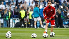 Franck Ribery signs Bayern Munich contract extension