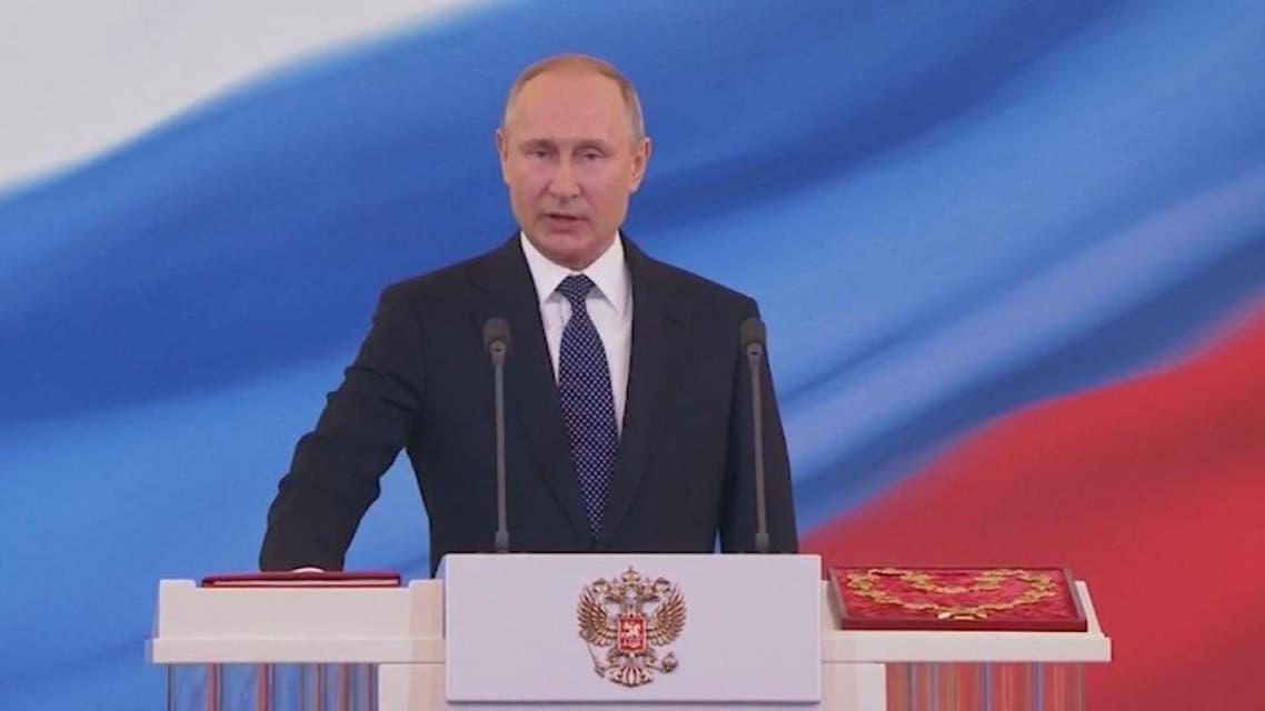 THUMBNAIL_ هذا ما قاله بوتين عند انتخابه لولاية رابعة