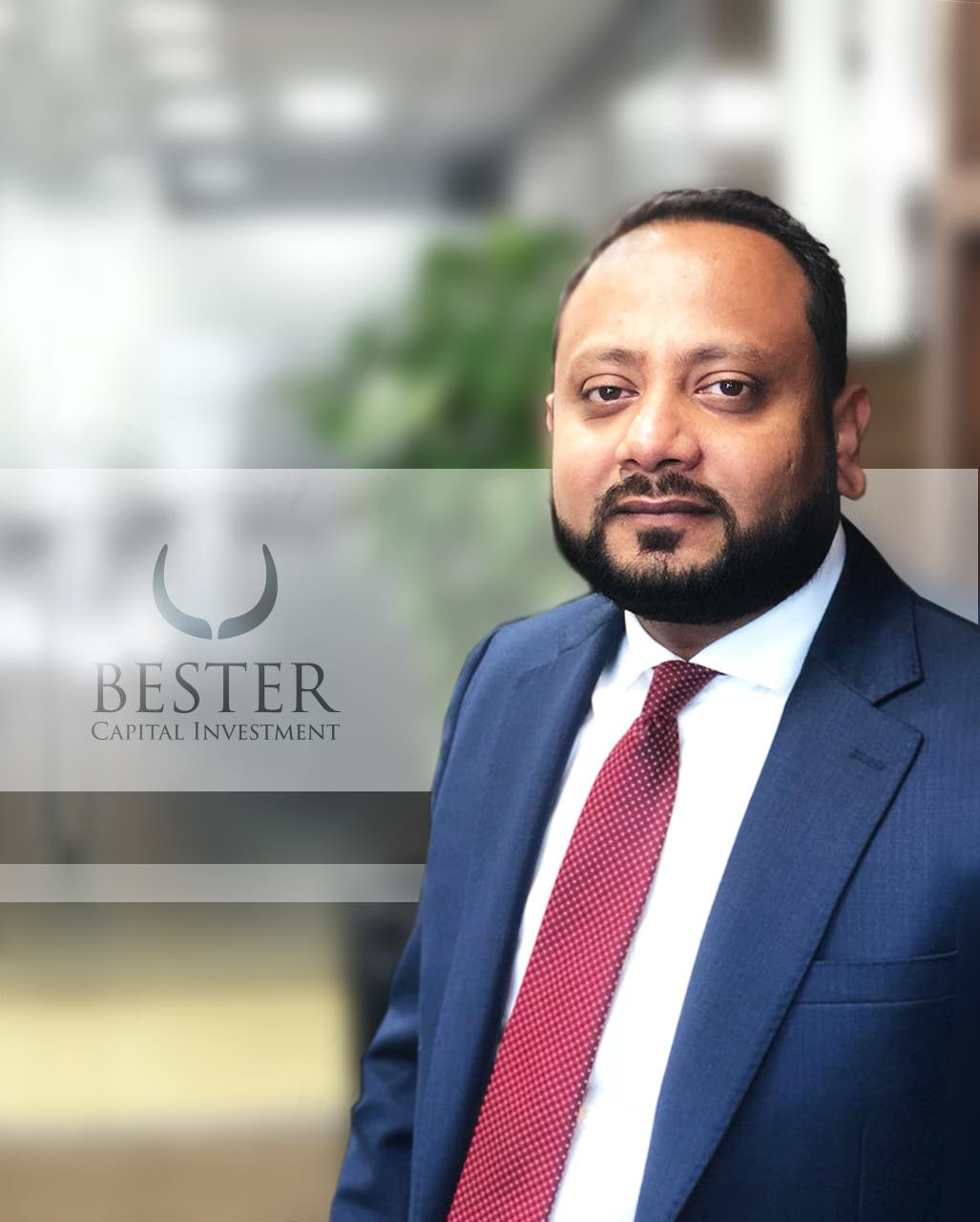"""""""It has been an ecstatic victory. It shows we have arrived as serious competitors in the global Moto3 event,"""" said Syed Al Hussaini, Founder & CEO of Bester Capital Dubai. (Supplied)"""