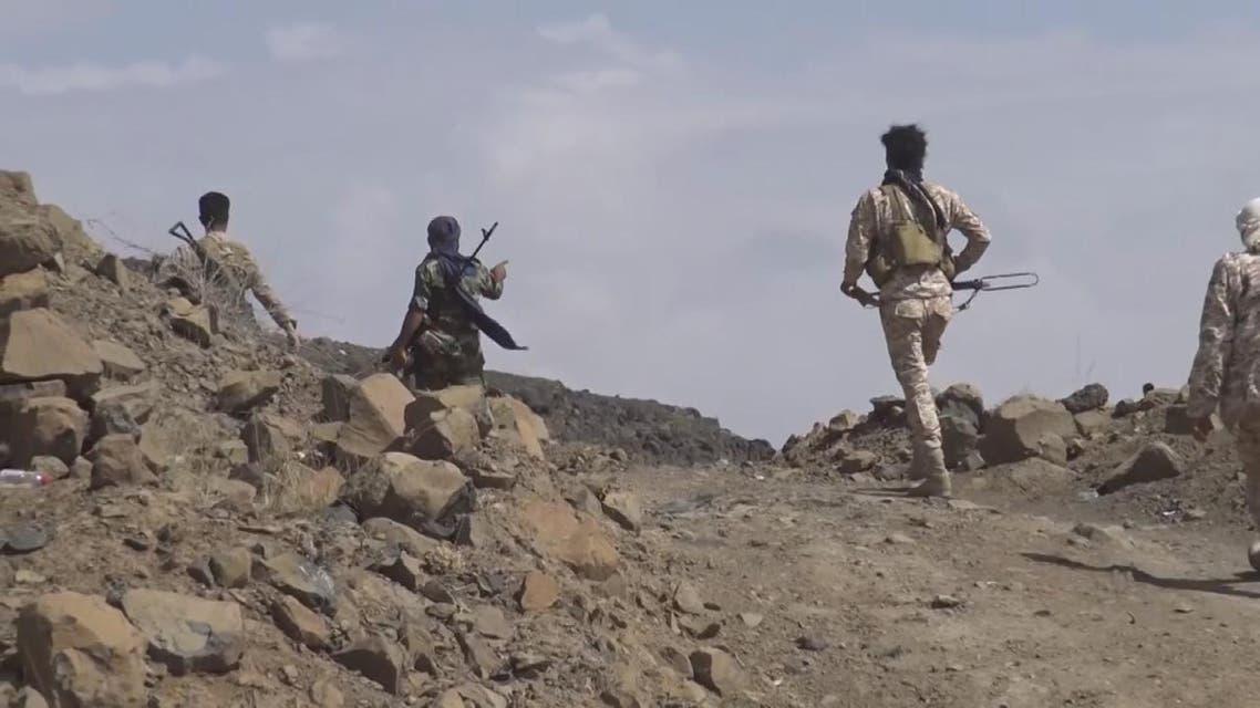 THUMBNAIL_ الجيش اليمني يتقدم في محافظة صعدة