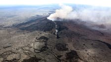 بركان هاواي.. زيارات سريعة لإنقاذ الحيوانات الأليفة