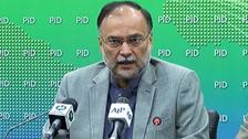 سعودی عرب احسن اقبال پر قاتلانہ حملے کی شدید مذمت کرتا ہے: وزارت خارجہ کا بیان